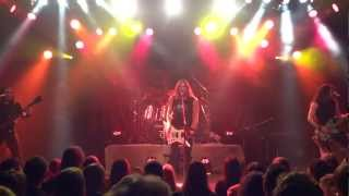 Freedom Call - 66 Warriors Live @Zeche Bochum (11.03.2012) HD/HQ