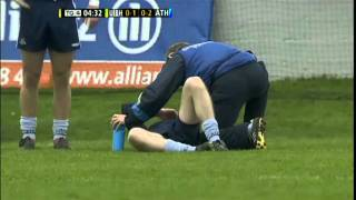 Huge Hit - Dublin v Offaly