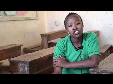 Esther Irungu - Slum Child Foundation Volunteer