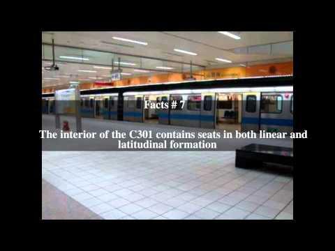 Taipei Metro C301 Top # 11 Facts