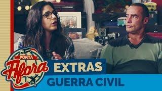 Vídeo - Eu te levo (Extras – Guerra Civil)