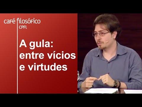 A gula: entre vícios e virtudes   Luis Estevam De Oliveira Fernandes