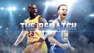 """revenge"" nba finals 2017 mix ~ the trilogy"