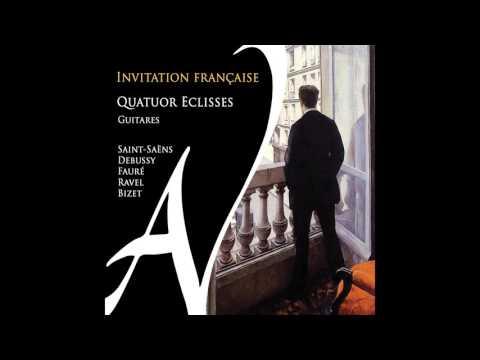 Quatuor Eclisses - Carmen, WD 31, Act II Scene 12: Danse bohème (