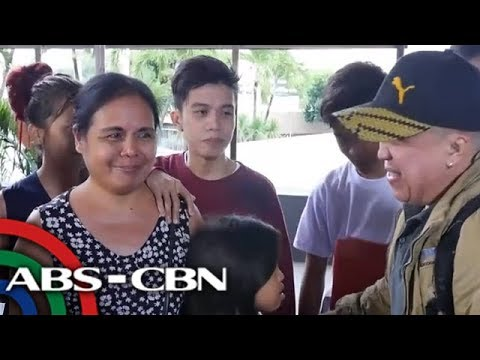 Rated K: Welcome Home, Tatay