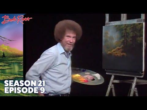 Bob Ross - Indian Summer (Season 21 Episode 9)