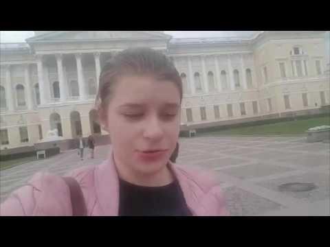 Vlog.Санкт-Петербург.Часть 2. 2017 год.