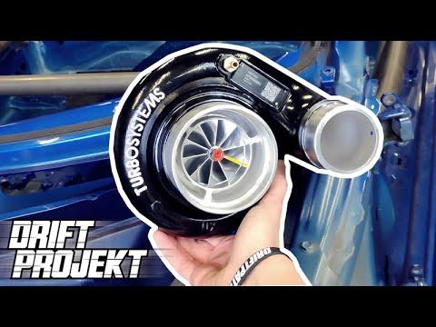 drift-projekt---subaru-brz-#4---new-parts,-new-engine