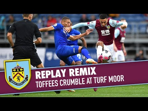 TOFFEES CRUMBLE AT TURF | REPLAY REMIX | Burnley v Everton 2019/20