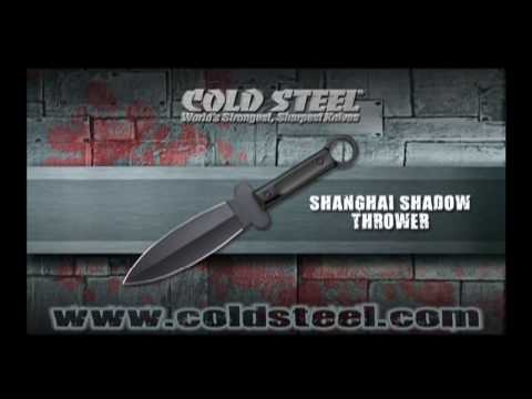 Shanghai Shadow : Cold Steel Fixed Blade Knives