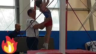 2 юношеский разряд по спортивной гимнастике