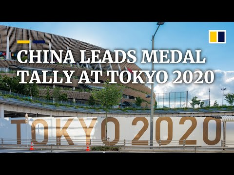 China leads medal tally at Tokyo Olympics; Hong Kong star fencer misses out on finals spot