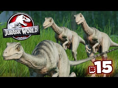 BIGGEST PACK OF TROODON POSSIBLE!!! - Jurassic World Evolution - JURASSIC MODE | Ep15 HD
