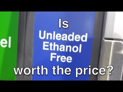 Is Ethanol Free Gas worth the extra price