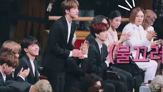 when celebrities meet BTS