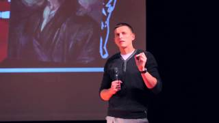 Jak szukać i nie szukać odpowiedzi.   Dawid Myśliwiec   TEDxKoninED
