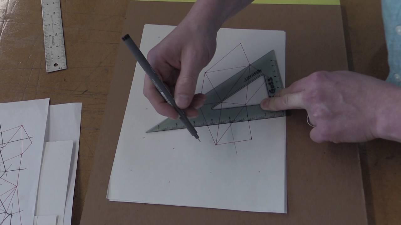 hight resolution of construction diagramme de voronoi