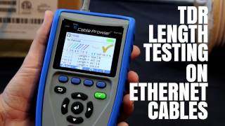 cable prowler cp300 introduction network cable tester
