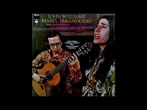 Mikis Theodorakis - Songs Of Freedom [1971] (Full Album)