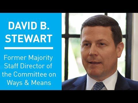 David B. Stewart: Evolution of US Politics and Bipartisanship