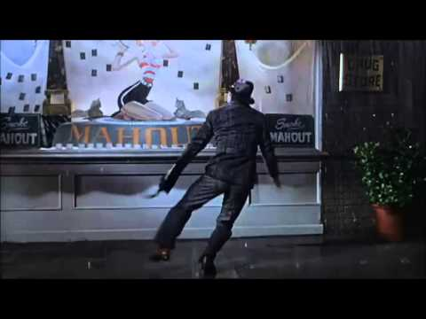 """I'm Singing in the rain"", Gene Kelly"