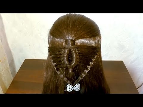 VERY BEAUTIFUL hair style - hairstyles for girls
