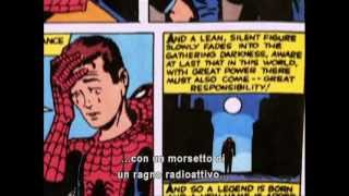 Spider-Man - The Mythology of the 21st Century: The Moral Of The Story (Sub Ita)