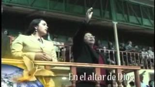 Cover images YO ME ALEGRE / CUANDO EL PUEBLO ALABA A DIOS / ..... - MENAP