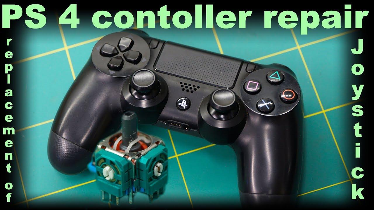 PS4 Controller repair [joystick replacement]