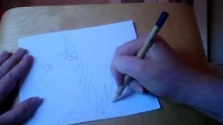 Me Drawing Kurenai