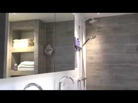 Keramisch Parket Badkamer : Badkamer met keramisch parket vosbadkamers youtube