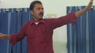 Mr  Rajkumar Singh, an Aspiring Actor at Casting Campus