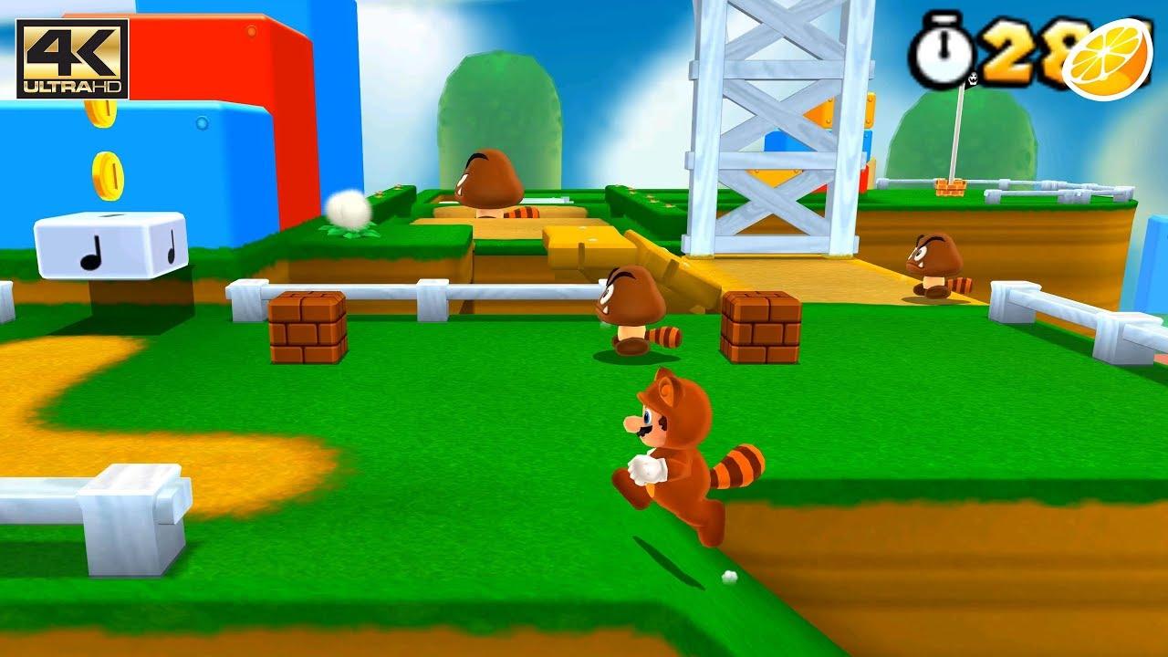 Mario 3d world citra