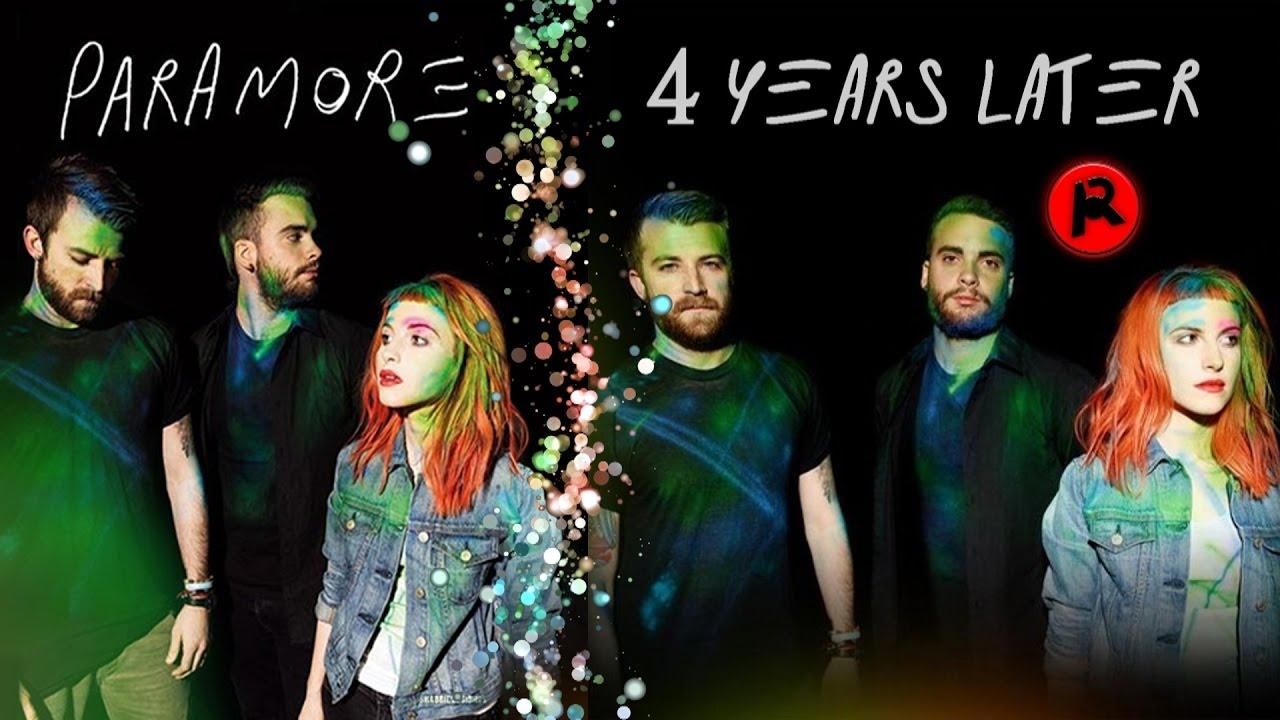 Paramore dating