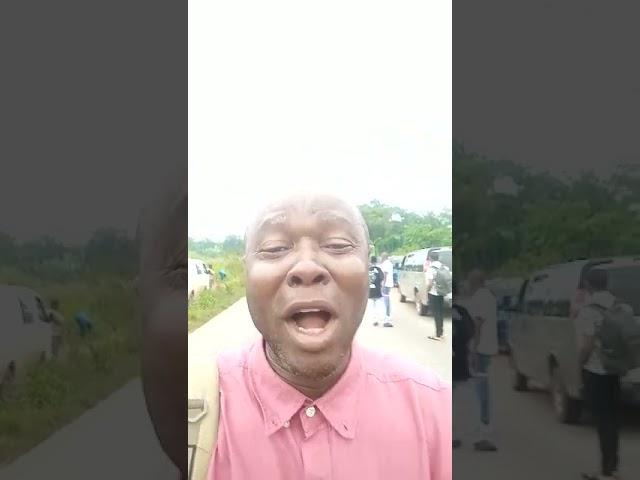 Fulani herdsmen takeover Benin - Auchi road at Ugha - Stranded witnesses