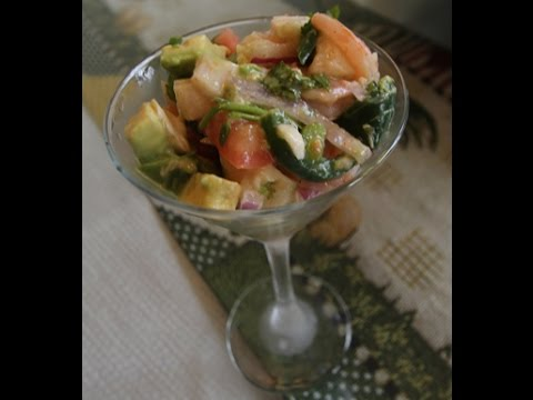 Best Mexican Ceviche Recipe