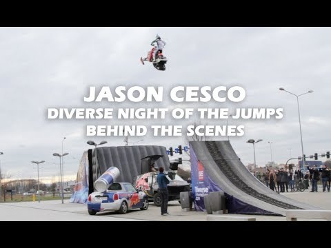 DNOTJ - Jason Cesco - Snowmobile BTS