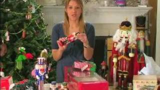 How to Store Christmas Decorations : How to Pack Away Nutcrackers