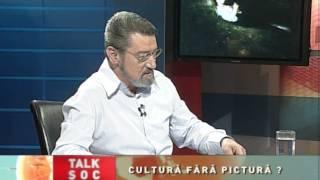 PICTORUL  MIHAI IONESCU INVITAT LA TALK SOC