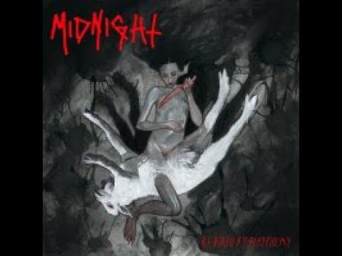 MIDNIGHT Rebirth By Blasphemy (full Album)