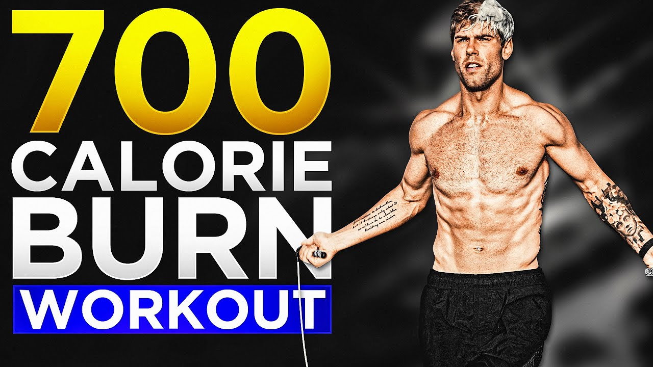 700 Calorie Burn At Home Jump Rope Workout