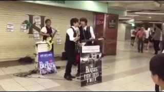 9月22日公開の映画【ザ・ビートルズ 〜EIGHT DAYS A WEEK -The Touring ...