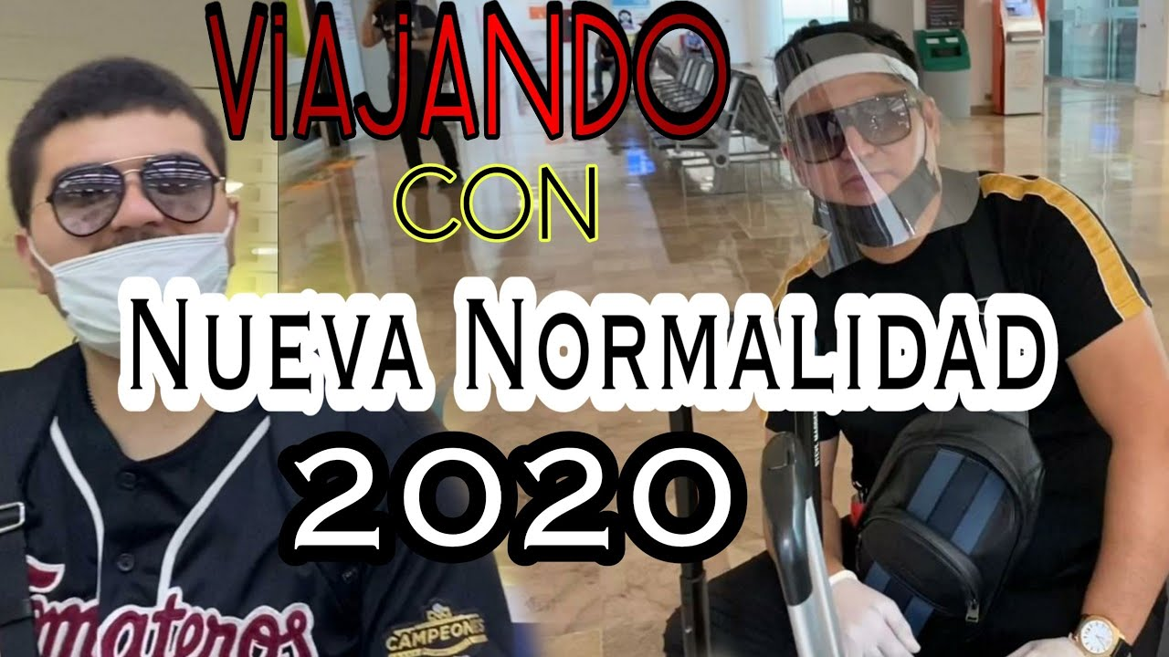 """Así se viaja en 2020 """"LA NUEVA NORMALIDAD"""" la primera gira después de la """"CUARENTENA""""💥"""