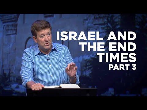 Israel And The End Times – Part 3  |  Ezekiel 40-48 |  Gary Hamrick