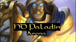 Hearthstone Paladin Arena HD [episode 2]