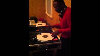 "DJ Jazzy Jeff (""RUN DMC - Peter Piper"") @ Jason Richardson"