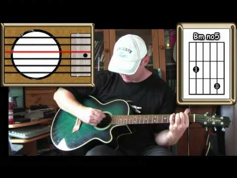 Heart of Gold - Neil Young - Guitar Lesson