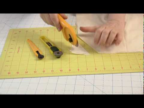 Teach Yourself to Sew: Notions 101