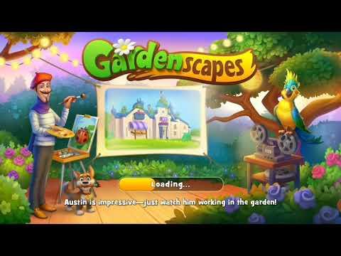 Gardenscapes- Level 3262