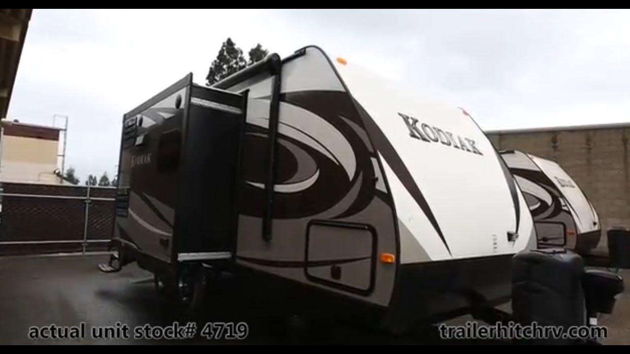 2014 Dutchmen Kodiak 220RBSL Stock # 4719
